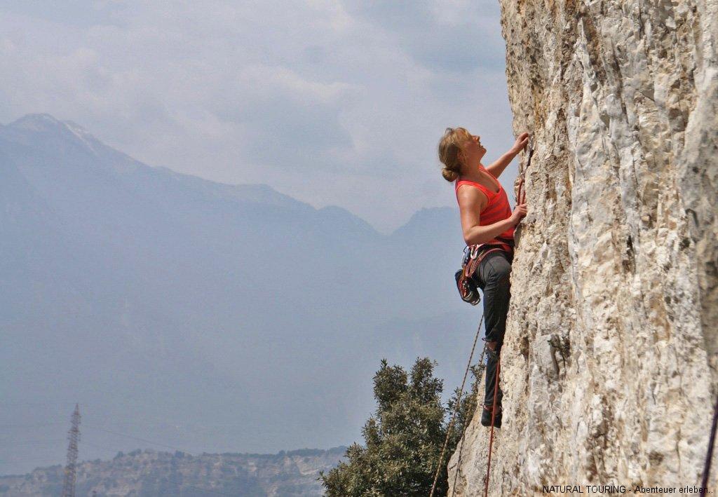 Klettersteigset Funktionsweise : Klettern und klettersteig am gardasee in arco italien 2019