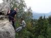 Elbsandsteingebirge Klettern und Abenteuer mit Kindern