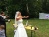 Bogenschießen Hochzeit Berlin