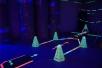 Bunker Teamevent Schwarzlichtgolf 03