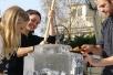 Icecarving Teamevent als Kick-Off oder Weihnachtsfeier in Berlin