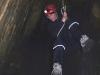Höhlenklettern Elbsandsteingebirge Teamevent sächsische Schweiz klettern