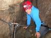Höhlenklettern Elbsandsteingebirge