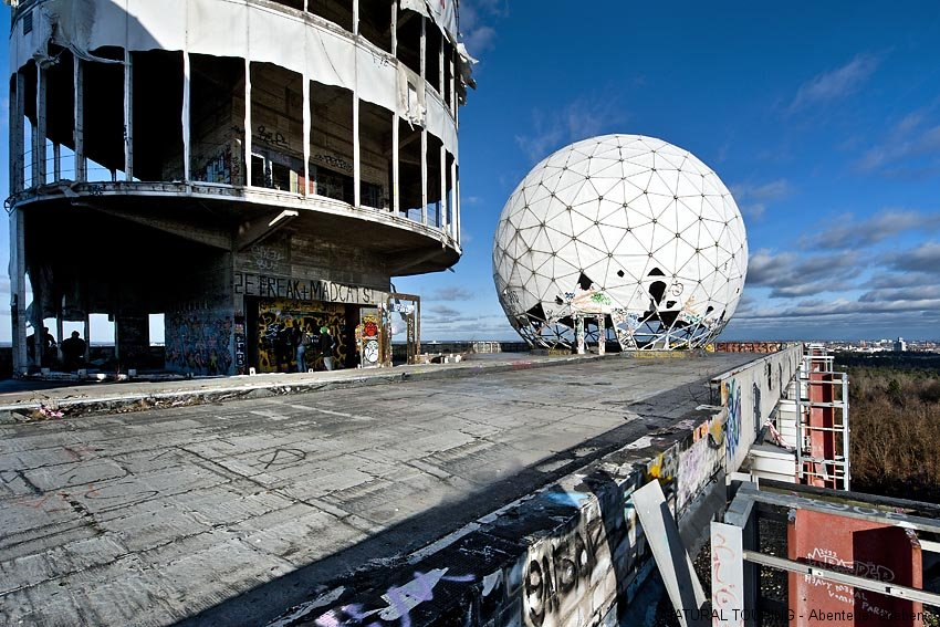 Teufelsberg Berlin Events