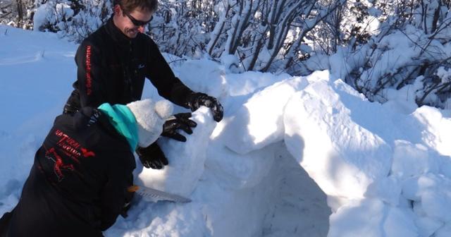 Winterabenteuer Teamevent Eiswandern Offroad Berlin Tschechien Fichtelberg Rallys