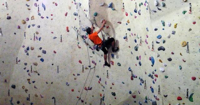 Kletterkurs Vorstieg Berlin Klettern Vorstieg Sicherung
