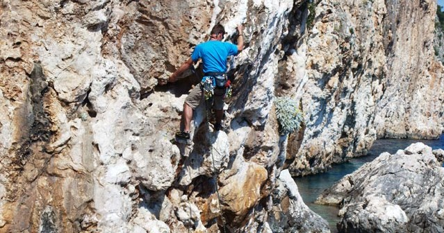 Segeln Klettern Kroatien Incentive