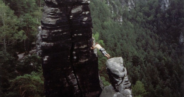 Kletterkurs Vorstieg Elbsandsteingebirge Sächsische Schweiz