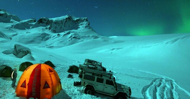 Island Incentiv Offroadtrek Gletscher Schneemobil Quad