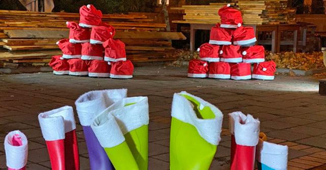 Weihnachts-Challenge zur Weihnachstfeier in Berlin